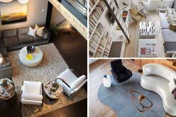 Идеи Дизайна Интерьера – 17 Современные Гостиные Как Видно Из Выше