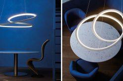 Осветительного Прибора – Arihiro Мияке Создает Скульптурные Мебиуса Вдохновила Лампы
