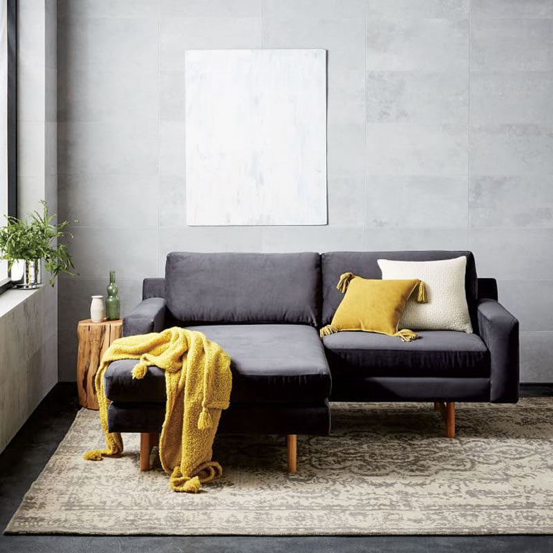 10 Small Living Room Ideas // Use Small Furniture To Make Your Space Seem Larger