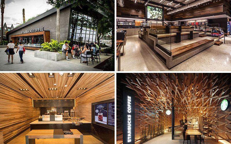 11 Самых Уникальным Дизайном Кофейни Starbucks Со Всего Мира