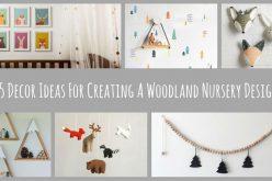 15 Идей Декора Для Создания Дизайна, Лесной Питомник